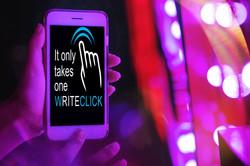 WriteClick-Cellphone