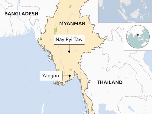 Coup d'État in Myanmar