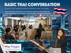 Wisepolyglot Thai language Basic 4 Noot.