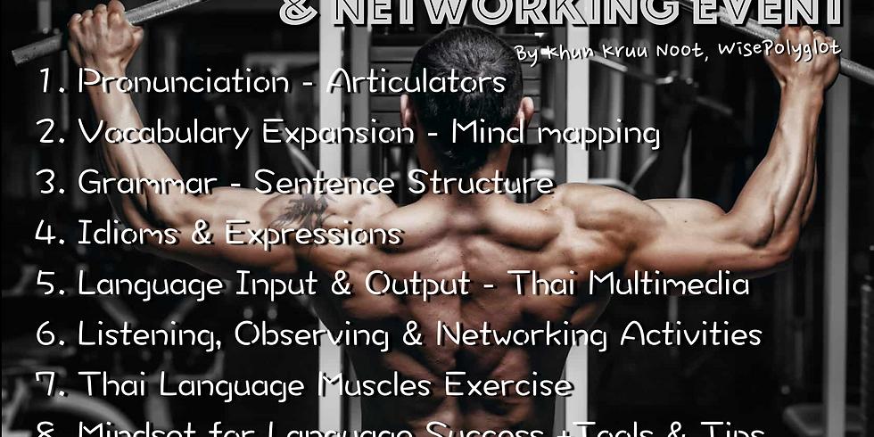 Thai Language Gym - Exercise Your Thai Language Muscles