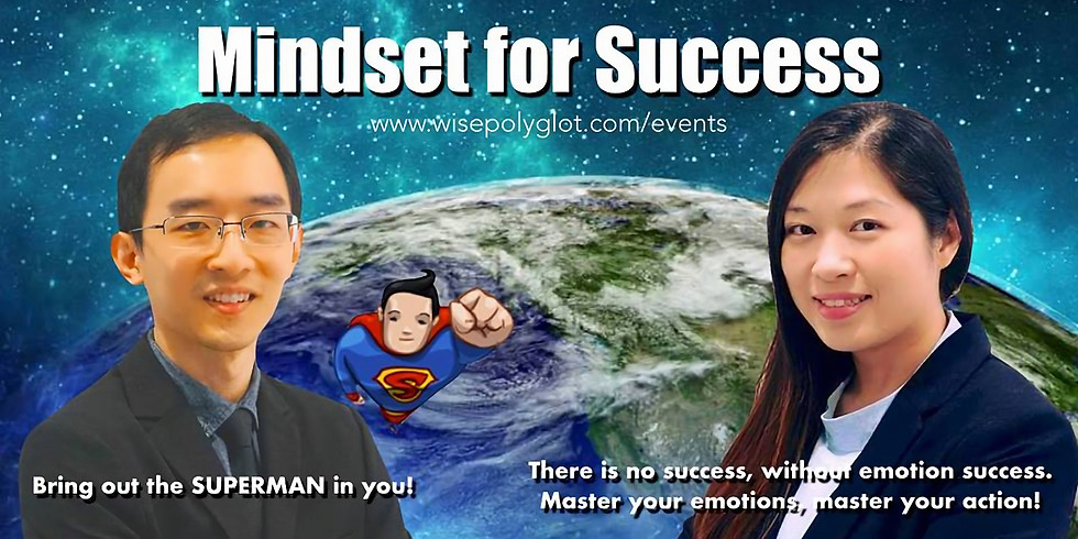 Mindset for Success and Fulfilment