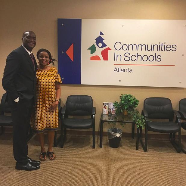 Healing Hearts Widows Support Foundation of Nigeria Visits CIS of Atlanta