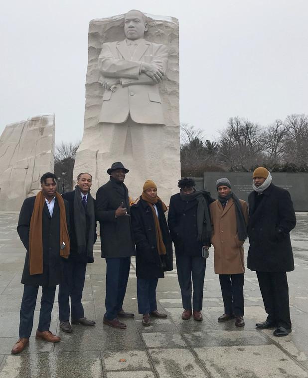 Endless Opportunities: CIS of Atlanta Takes Students to Washington D.C.