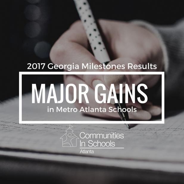 CIS of Atlanta Contributes to Major Gains in Metro Atlanta Schools