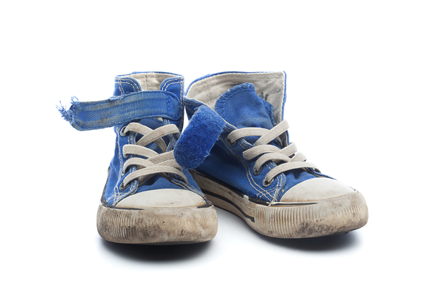For Some Kids, Happiness at the Holidays Might Be a Simple Pair of Shoes