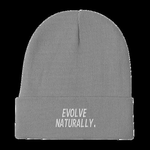 Evolve Naturally Beanie - Grey