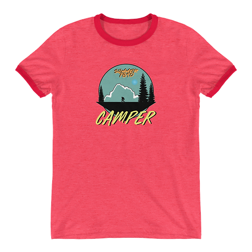 CAMPER - Raspberry