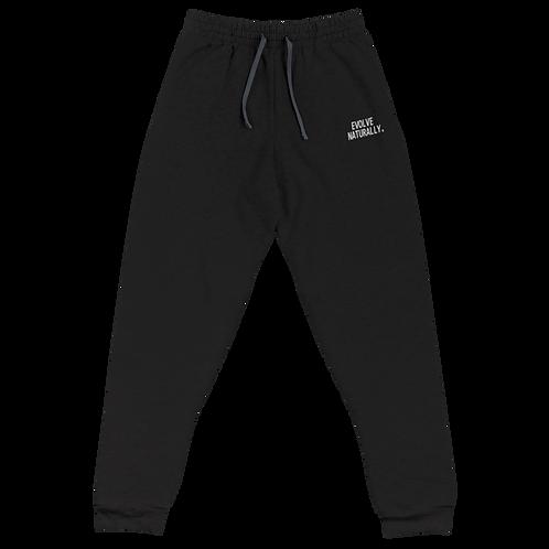 Evolve Naturally Sweats - Black