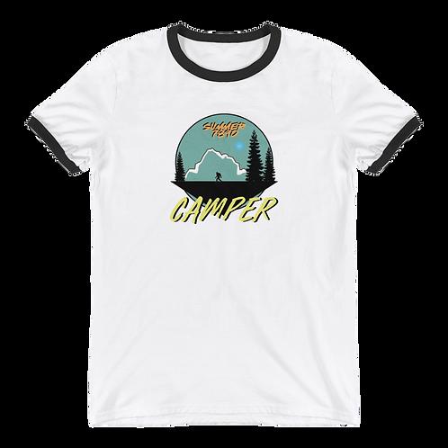 CAMPER - White