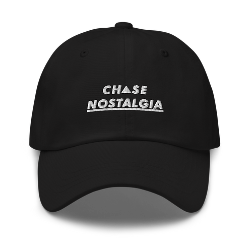 Chase Nostalgia Dad Hat - Black