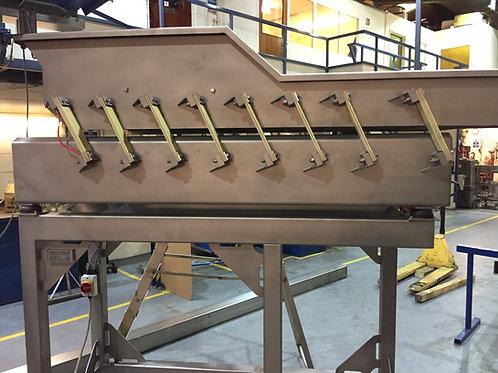 Scarfed End Vibratory Conveyor