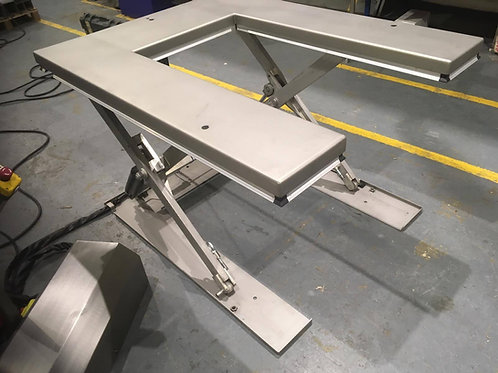 Stainless Steel Pallet Lift