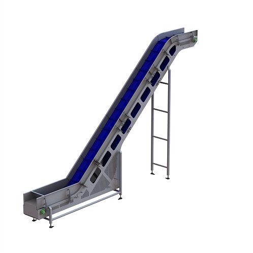 3.5m Outfeed Elevator