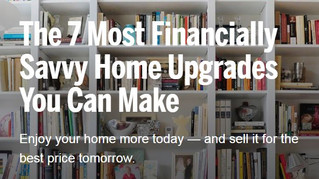 Enjoy your home more today — and sell it for the best price tomorrow!