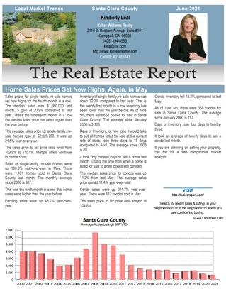 Market Trends Report - June 2021