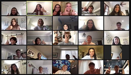 Period Poverty Project Zoom Meeting
