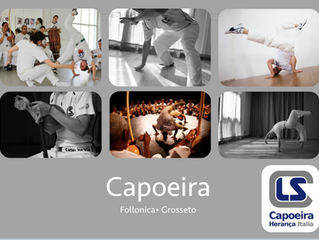 Open Days di Capoeira a Follonica e Grosseto