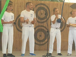 Capoeira Day all'Acqua Village di Follonica