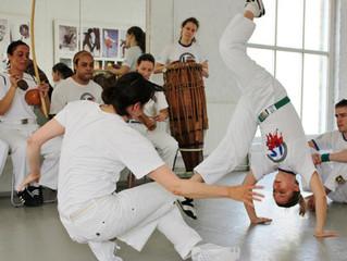 La Capoeira a Follonica