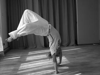 La Capoeira a Grosseto