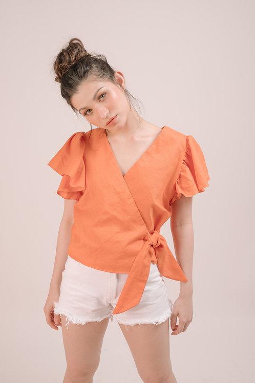 CLAIRE - tangerine