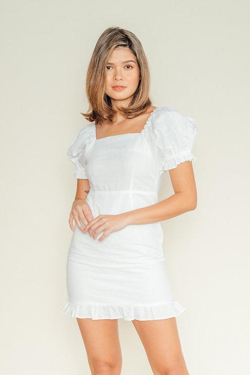 PENNY - white
