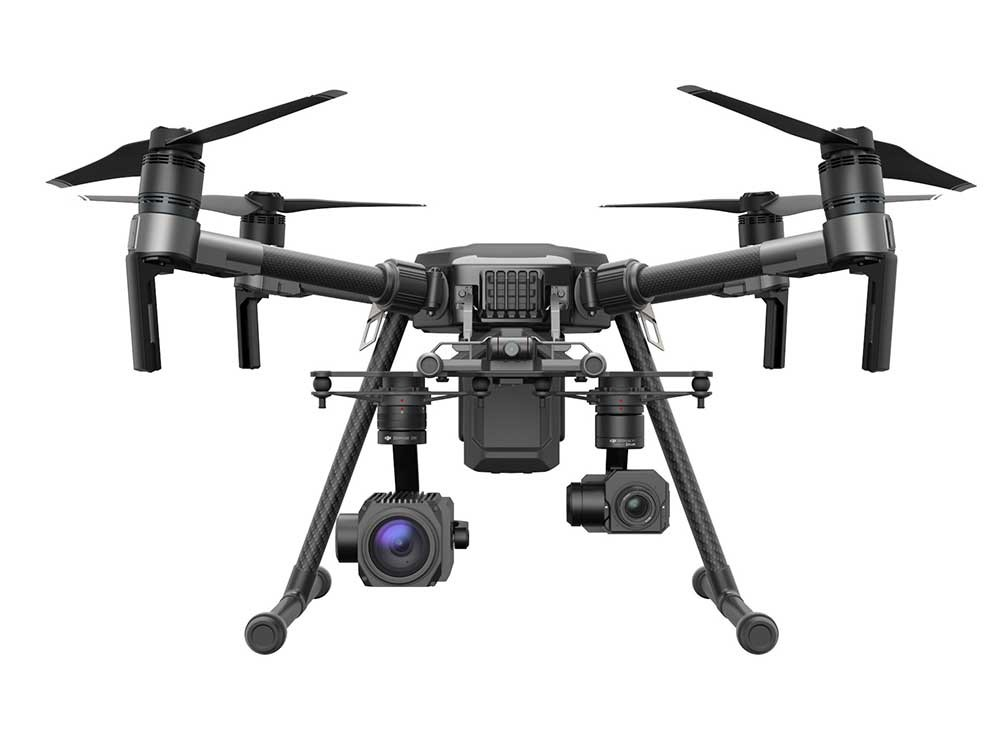 MANUALI DJI MATRICE 210 KIT ENAC