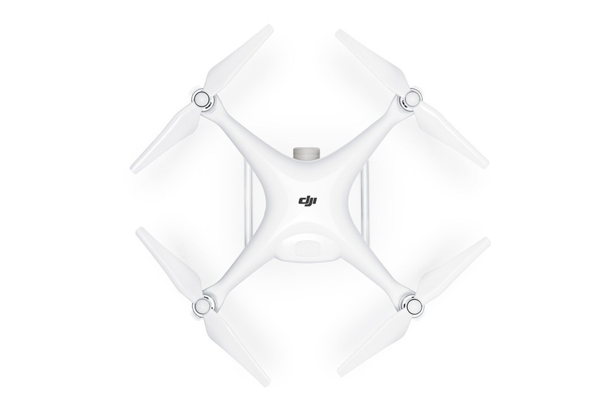 MANUALI DJI PHANTOM 4 KIT ENAC