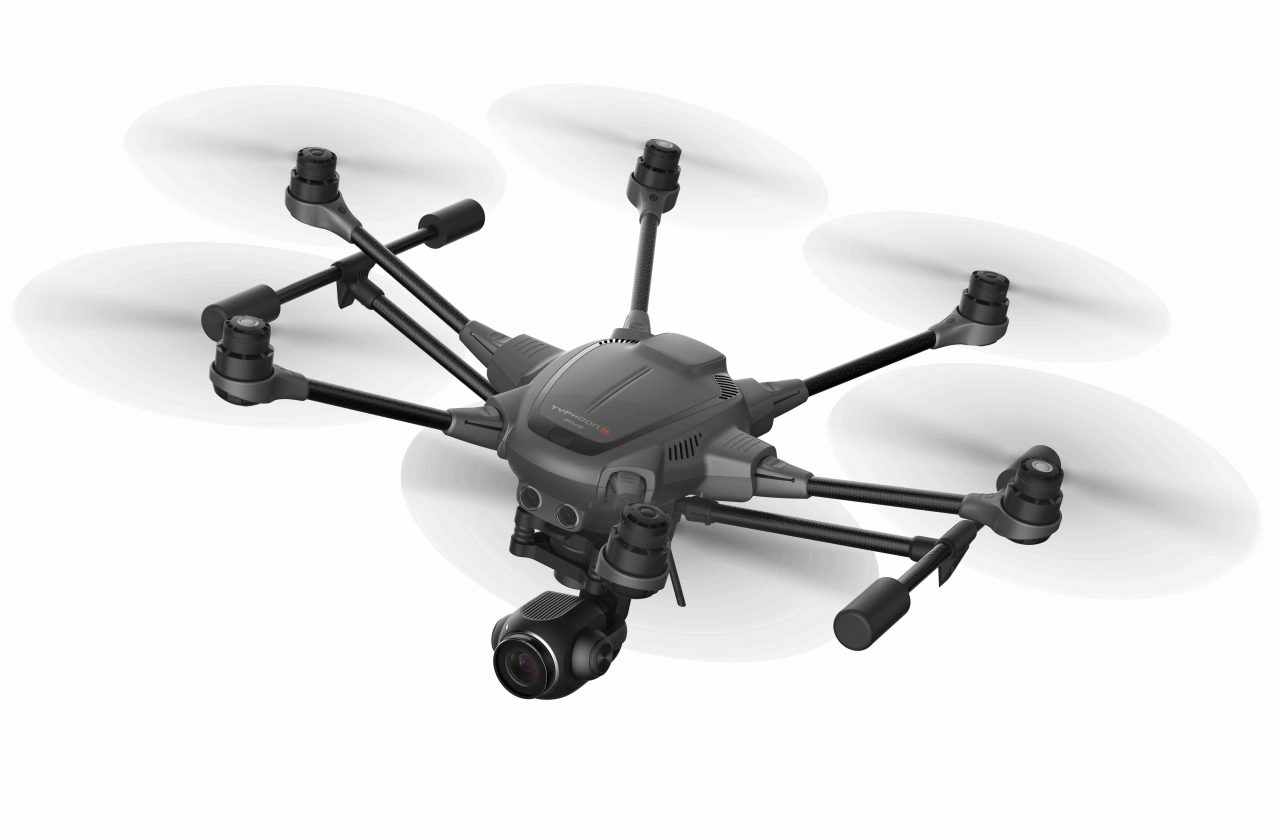 MANUALI YUNEEC TYPHOON H PLUS, ENAC