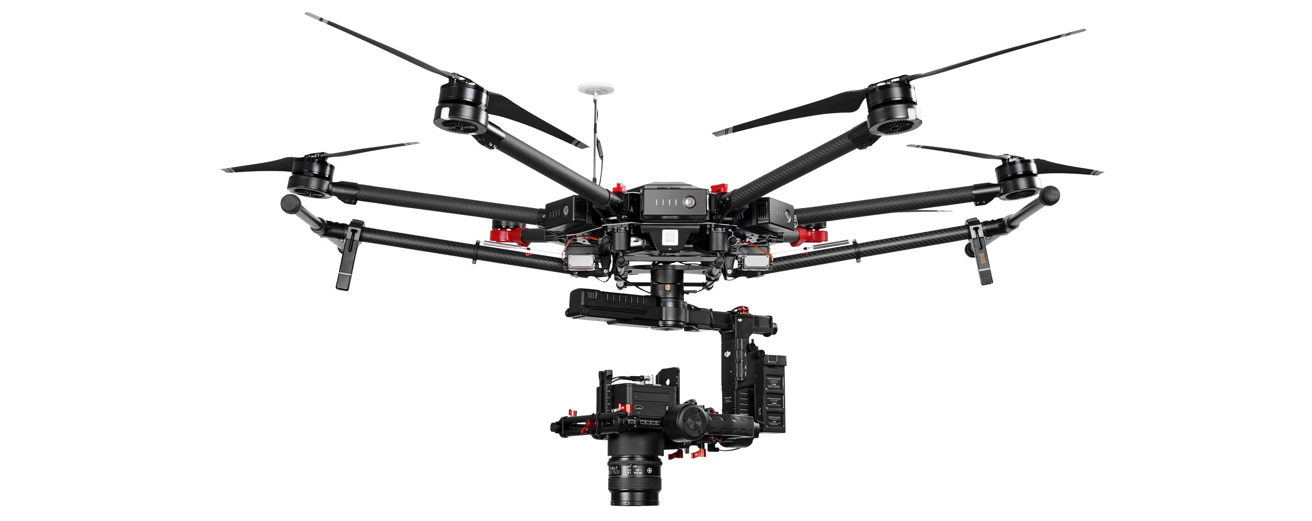 MANUALI DJI MATRICE 600 KIT ENAC