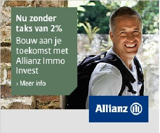 Allianz Invest Immo - nu 2% direct rendement !