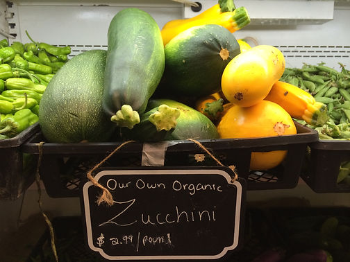 This Week at the Farm Stand and Market