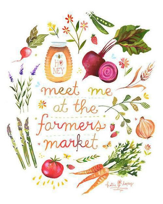 Join Us for A Taste of the Farmers Market