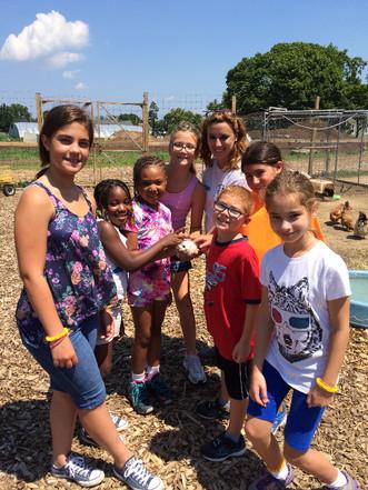Farm Fun at First Annual Sunshine Days!