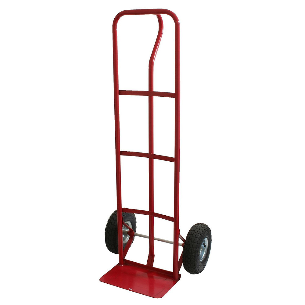 dolly moving supplies hand truck