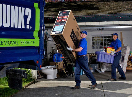 Got Junk to Haul-Off Before or After You Move? Here's a Friendly Solution!