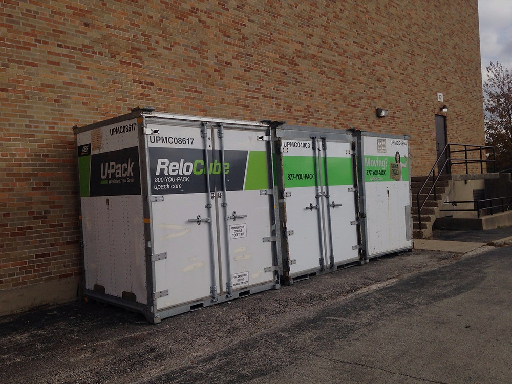 moving pods in tucson