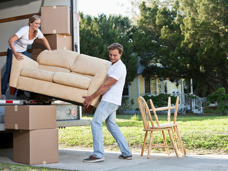 Moving Help Special: 2 Movers 2 Hours for $100 Total
