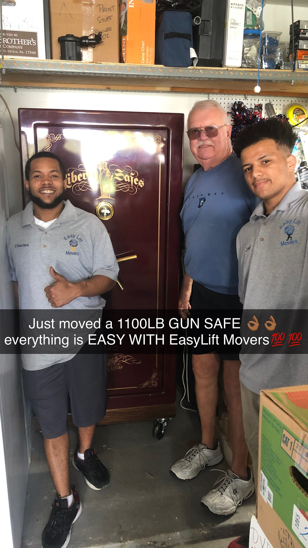 easy lift movers tampa fl