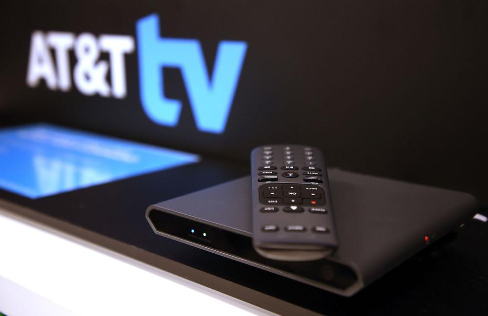 att tv no contract