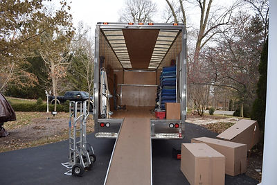 rental truck loading services