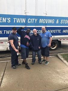 MOVING LABOR IN COLUMBUS, OH