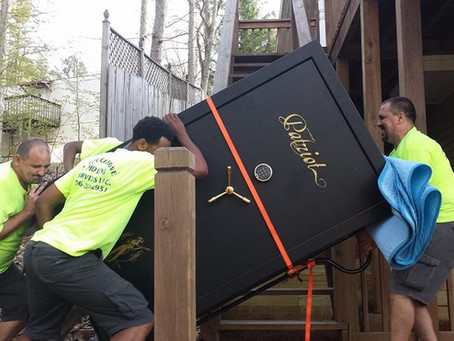 Movers Load Your Rental Truck in Columbia, SC