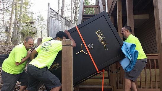 heavy duty movers in dallas