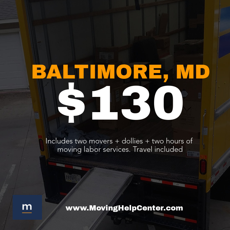 hire a helper baltimore moving