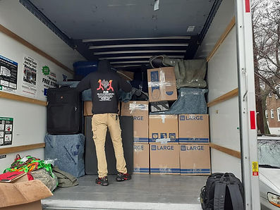 MOVING LABOR IN BALTIMORE, MD