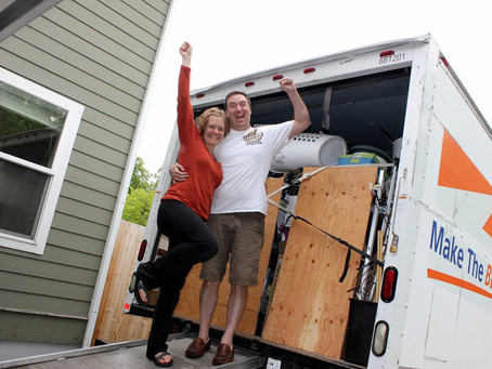 Moving in Baltimore? Hire a Helper or Two to Load/Unload Your Rental Truck