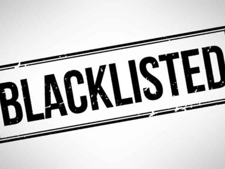 My Master Movers in Myrtle Beach, SC - BLACKLISTED!