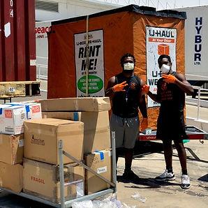 MOVING LABOR IN MIAMI, FL