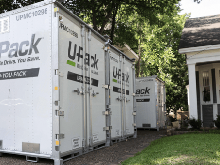 Looking for a Convenient, Reliable Way to Move? Try U-Pack ReloCube®